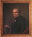 Józef Simmler; Portret Wilhelma Malcza; Polska, 1833 r.; olej, płótno