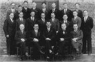 Zwiazek rezerwistow - Krosniewicelistopad 1936