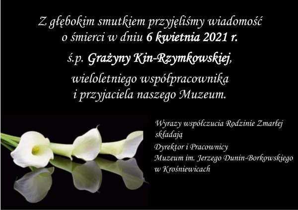 kondolencje Muzeum 7.4.21 1